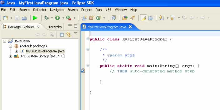 JSP Hello World Example using Eclipse IDE and Tomcat web server